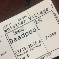 Photo taken at Village 8 Cinemas by Mariel d. on 2/14/2016