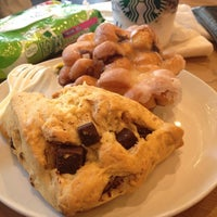 Photo taken at Starbucks by Jocelyn K. on 5/6/2013