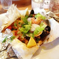 Photo taken at Jamie's Italian by Jocelyn K. on 1/19/2013