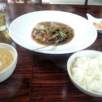 Photo taken at 沖縄食感 Banquet Kitchen by The k. on 5/26/2013