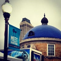 Photo taken at The Blue Dome District by Matthew E. on 3/17/2013