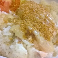 Photo taken at Rice-Bowl Family Restaurant by Dennis K. on 12/14/2013