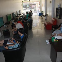 Photo taken at Gameworld 2 by Cihan G. on 2/6/2013