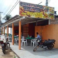 Photo taken at Churrasquinho da Pamella by Raffael A. on 5/28/2013