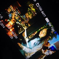 Photo taken at Laurent Perrier Champagne Bar by happynotti on 3/10/2014