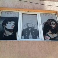 Photo taken at Diva Beauty Salon by Iulia U. on 7/2/2013