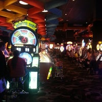 Photo taken at Dave & Buster's by Olivia R. on 3/16/2013