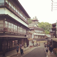 Photo taken at 成田山門前 by shimicomdesign on 6/15/2013