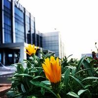 Photo taken at Millenium Building by Tolga Fatih A. on 2/23/2014
