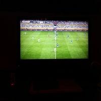 Photo taken at Playstation Arena by Tolga Fatih A. on 5/18/2013
