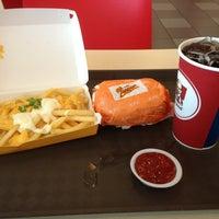 Photo taken at KFC by Sunhaj Y. on 3/9/2013