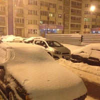 Photo taken at Паркинг by Олег Ф. on 3/15/2013