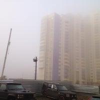 Photo taken at Паркинг by Олег Ф. on 10/19/2012