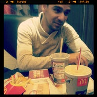 Photo taken at McDonald's by Maria Jose R. on 1/7/2013