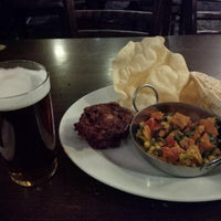 Photo taken at Woodrow Wilson  (Wetherspoon) by Neil B. on 4/25/2013