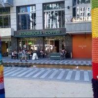 Photo taken at Starbucks by Ibrahim B. on 2/16/2013