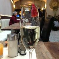 Photo taken at Restaurant Agnes by Anastasia P. on 2/14/2013