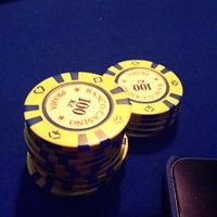 Photo taken at Banco Casino by Anastasia P. on 2/16/2013