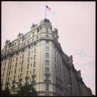 Photo taken at The Willard InterContinental Washington D.C. Hotel by Giselle G. on 7/9/2013