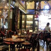 Photo taken at Bellihan Cafe by Noura on 7/13/2017