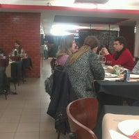 Photo taken at Pizza na Brasa by Cátia M. on 2/22/2013