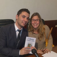Photo taken at EPSM - Escola Profissional De Salvaterra De Magos by Cátia M. on 4/5/2014