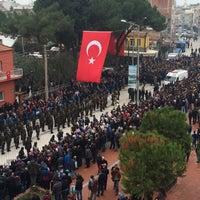 Photo taken at Pazar Cami by Nurullah Ç. on 1/21/2016