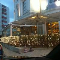 2/18/2013 tarihinde Cafer S.ziyaretçi tarafından La Gioia Cafe Brasserie'de çekilen fotoğraf