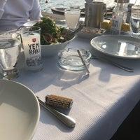 10/17/2018 tarihinde Dilara P.ziyaretçi tarafından Foça Balıkçısı'de çekilen fotoğraf