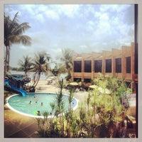 Photo taken at Las Olas Club Resort by Carlos Jose R. on 3/10/2013