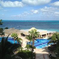 Photo taken at RIU Caribe by Nicole P. on 12/25/2012