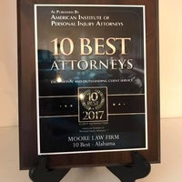 Photo taken at Moore Law Firm by Columbia Distributing on 3/13/2018