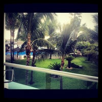 Photo taken at RIU Caribe by Jorge D. on 10/13/2012