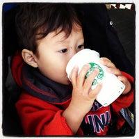 Photo taken at Starbucks by Moua L. on 3/7/2013