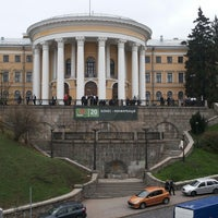 Photo taken at МЦКМ «Жовтневий Палац» by Evgeniy S. on 10/22/2013