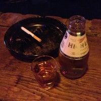 Photo taken at Saint Bar & Lounge by Nicholas J. on 5/14/2013
