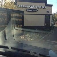 Photo taken at Starbucks by Nicholas J. on 11/3/2013