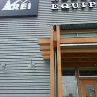 Photo taken at REI by Minseung on 5/10/2013