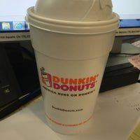 Photo taken at Dunkin Donuts by Yvonne R. on 2/18/2015