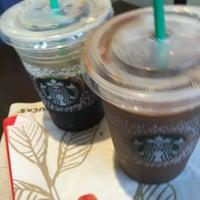 Photo taken at Starbucks by Yvonne R. on 12/24/2015
