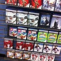 Photo taken at GameStop by Elizabeth P. on 10/25/2013