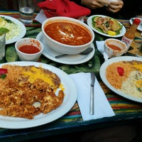 Photo taken at La Cabaña Restaurant by Ryan on 2/23/2014