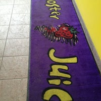 Photo taken at Booster Juice by Jim S. on 3/16/2013