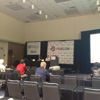 Photo taken at Pubcon New Orleans by John M. on 3/18/2014