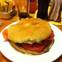 Photo taken at Rap Hamburger by Miguel V. on 2/11/2013