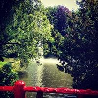 Photo taken at Park Valkenberg by Thom v. on 6/5/2013