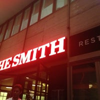 6/5/2013 tarihinde Pedro P.ziyaretçi tarafından The Smith'de çekilen fotoğraf