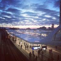 Photo taken at Station Arnhem Centraal by Rick M. on 11/14/2012