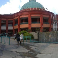 Photo taken at Centro Comercial Colombo by Ramon T. on 3/22/2013
