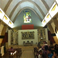 Photo taken at Iglesia Padre Claret by Yolanda A. on 3/29/2013